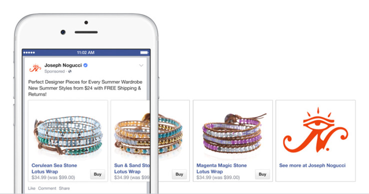Facebook and Shopify to Launch Its Own buy Button